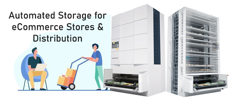 Vertical Storage Solutions for Ecommerce